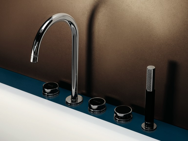 Rubinetteria Vasca Da Bagno Zucchetti : Speciale rubinetteria la moda nel mondo della rubinetteria